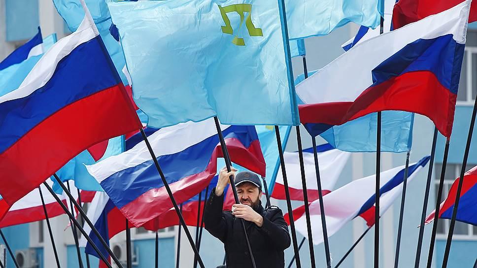 Как изменился Крым в составе России