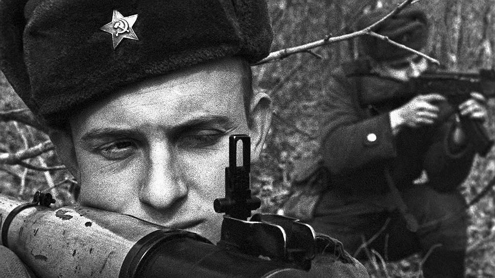 Участник событий на острове Даманский рядовой Петр Турченко
