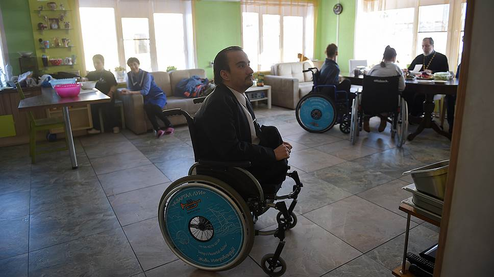 Как в Пензе решают проблемы молодых людей с инвалидностью