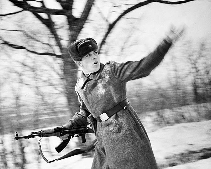 Младший сержант Юрий Бабанский взял на себя командование боем после гибели старшего лейтенанта Стрельникова