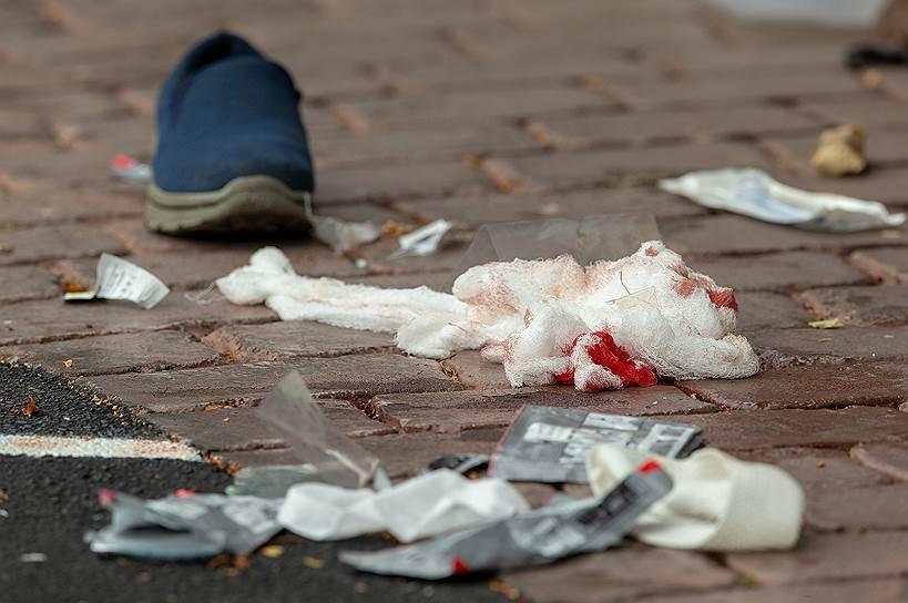 Полиция обезвредила взрывные устройства, которые обнаружила в автомобиле неподалеку от мечети Крайстчерча