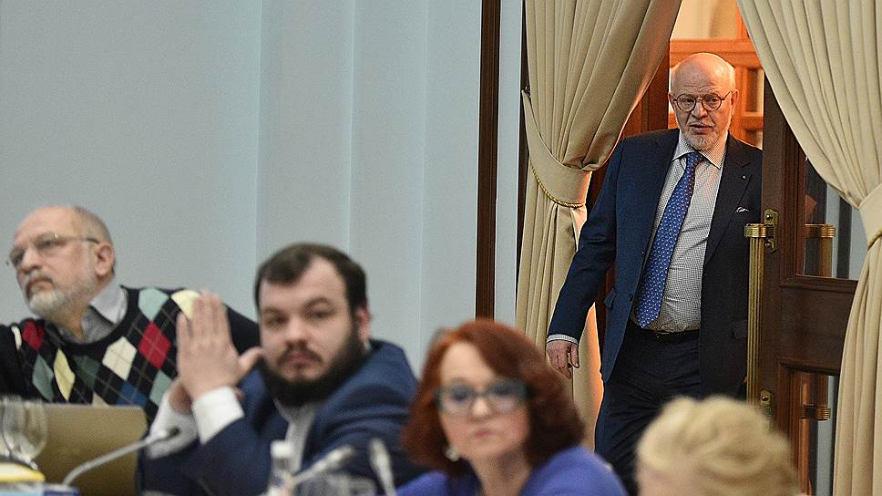 Глава СПЧ Михаил Федотов предложил коллегам включить бездомных в национальный план действий в области прав человека