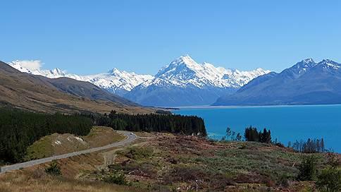 В стране большого белого облака  / Что представляет собой Южный остров Новой Зеландии