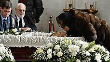 Прощание с Игорем Малашенко