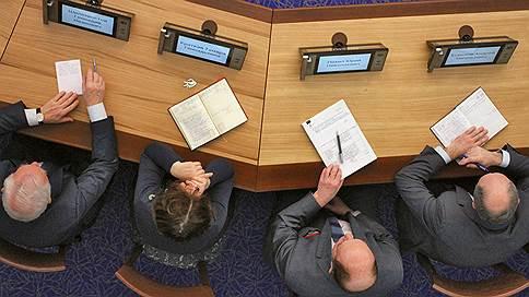 Мэрам обещают добавить оснований для отставки  / В Госдуме предлагают увольнять глав муниципалитетов за неэффективную работу
