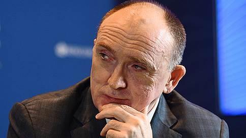 Борис Дубровский ушел в отставку  / Врио губернатора Челябинской области назначен Алексей Текслер