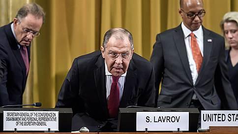 Вместо разоружения развооружались // Россия и США поспорили в Женеве, кто больше угрожает миру в космосе и нарушает договоры на Земле