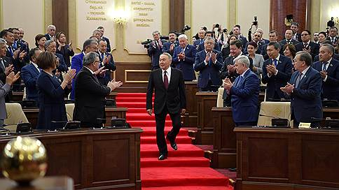 Нурсултанизация Казахстана