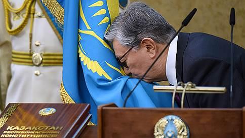 Казахстанское уравнение с неизвестными // Транзит власти в Астане только начинается