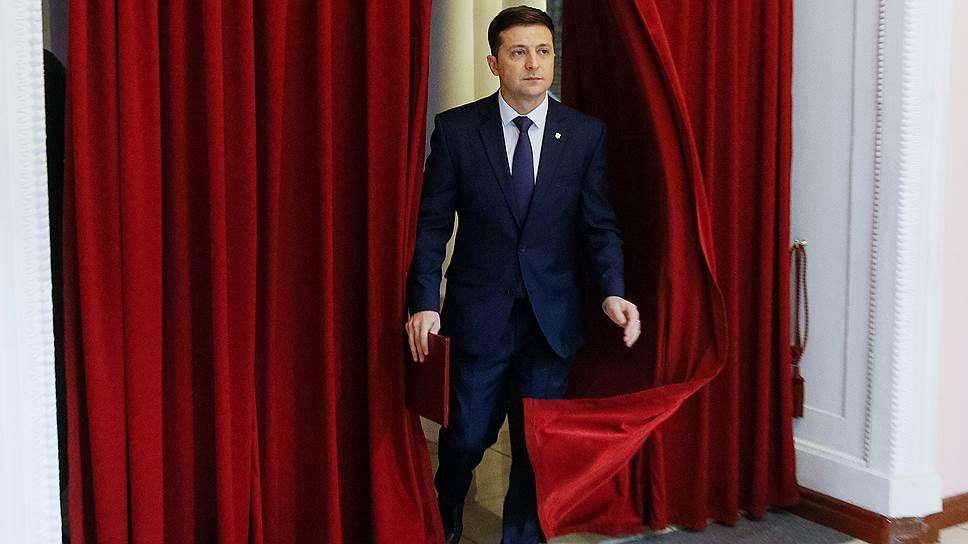 Три главных кандидата в президенты Украины