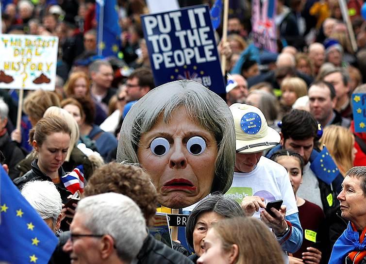Петицию против выхода страны из ЕС в Великобритании подписали уже свыше 4,6 млн человек. Согласно действующей в стране процедуре, любая петиция, набравшая более 100 тыс. подписей, должна быть официально рассмотрена в парламенте