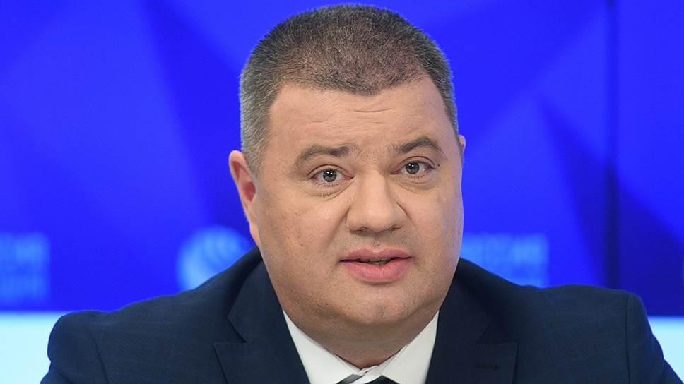 Бывший подполковник Службы безопасности Украины Василий Прозоров