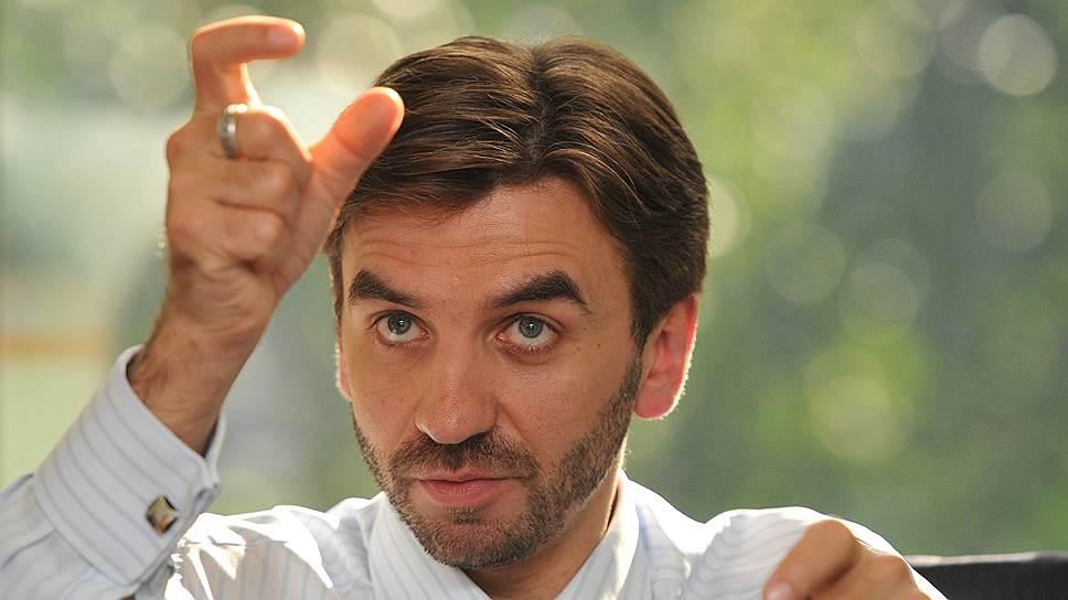 Бывший министр по делам «Открытого правительства» Михаил Абызов