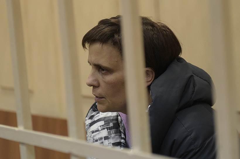Одна из обвиняемых по делу Галина Фрайденберг