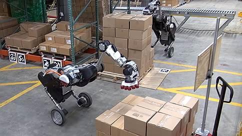 Робот-работяга