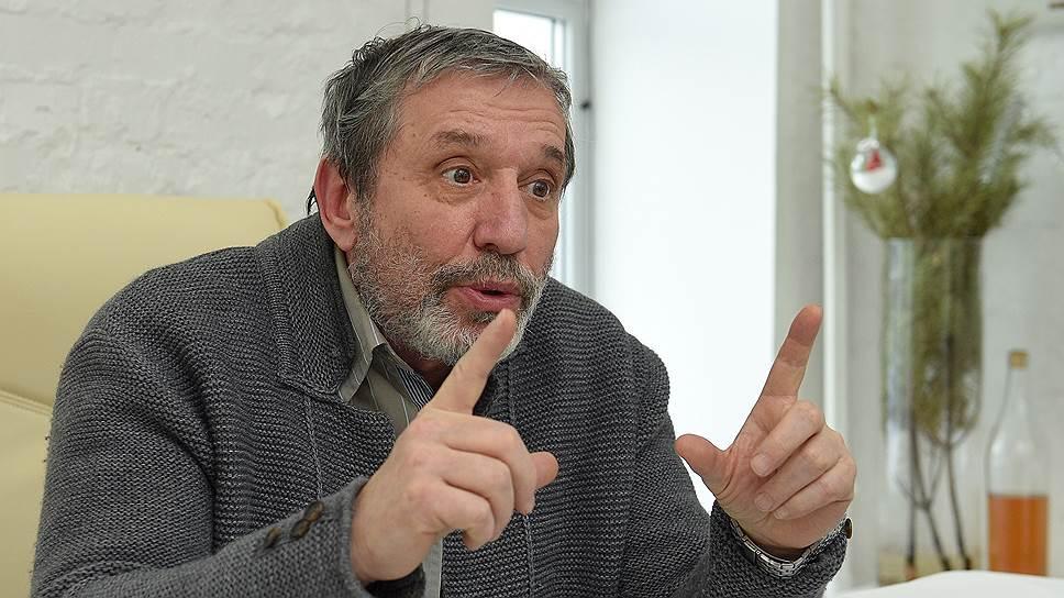 Художественный руководитель пермского Театра-Театра Борис Мильграм
