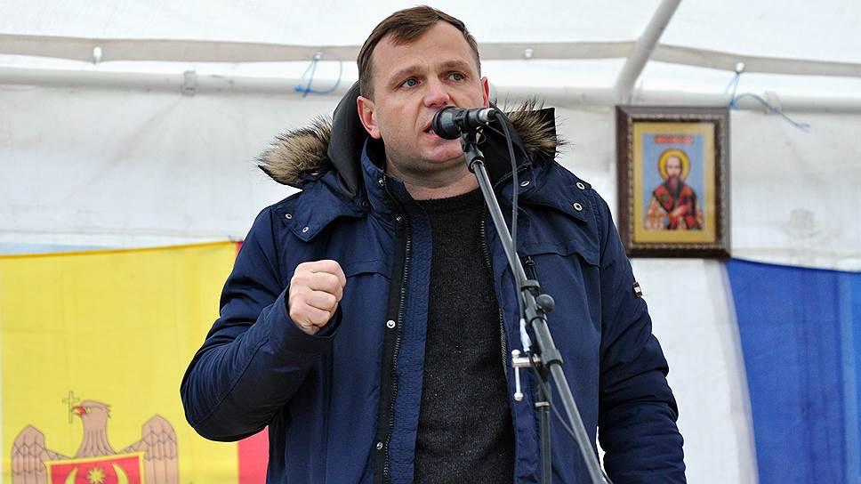 """Лидер партии «Платформа """"Достоинство и правда""""» о шансе восстановить демократию в Молдавии"""