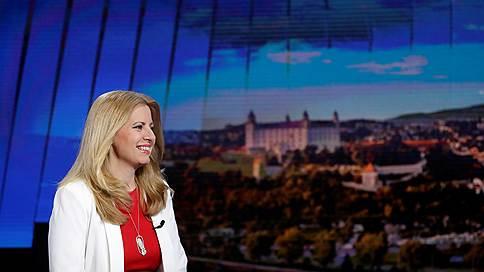 Словакия выбрала себе женщину  / Независимый кандидат Зузана Чапутова стала президентом страны