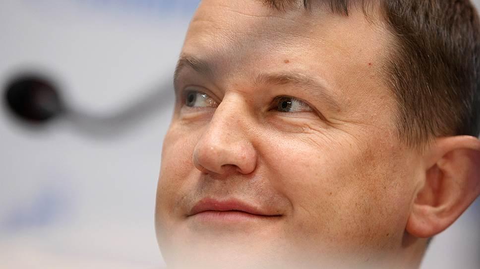 Бывший финансист «Газпрома» Андрей Круглов