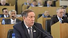 Олегу Хорохордину подбирают единственного конкурента