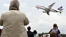 Superjet не долетел до Словении