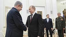 Владимир Путин помирил военных России и Израиля