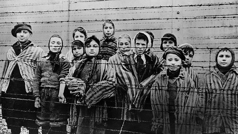Как встречали в родных местах пострадавших от нацизма