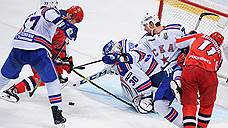 Москвичи вернули победу дома