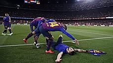 «Барселона» почти чемпион