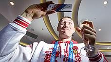 Никита Крюков попрощался с большой лыжней