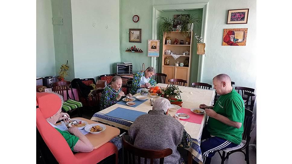 В доме сестринского ухода в Поречье паллиативные пациенты живут, как дома.