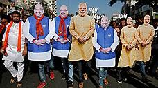 Индия погадает на лотосе