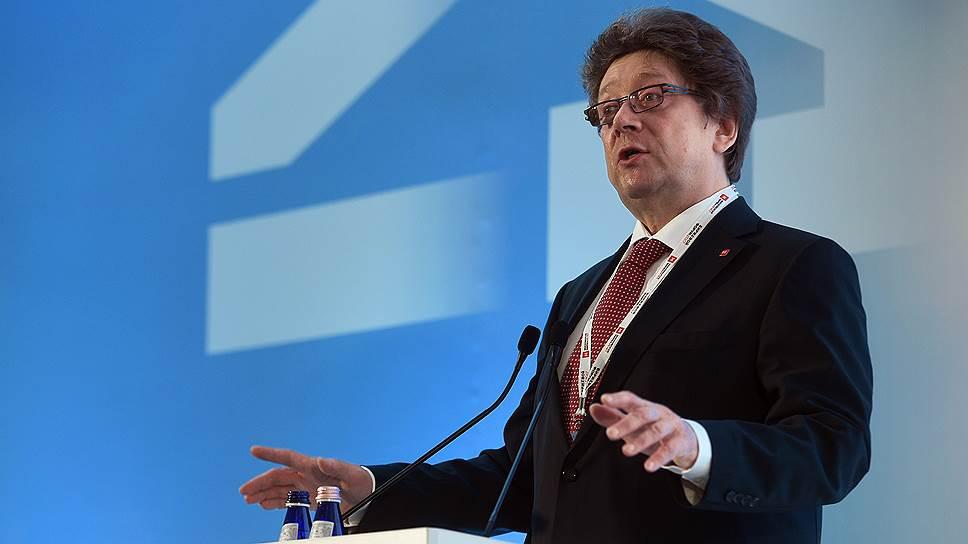 Исполняющий обязанности председателя правления Московской биржи Александр Афанасьев