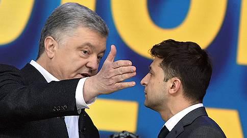 «Я не ваш оппонент, я ваш приговор» // Как Владимир Зеленский и Петр Порошенко провели дебаты