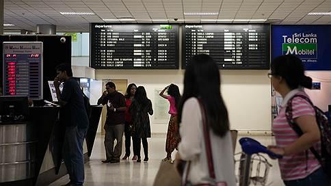 Теракты отпугнули туристов // Россияне аннулируют путевки на Шри-Ланку