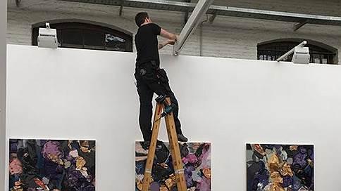 Здравствующих желают  / Открылась ярмарка Art Brussels