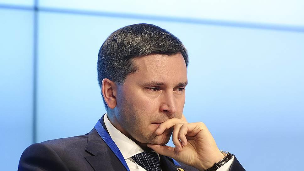 Министр природных ресурсов и экологии России Дмитрий Кобылкин
