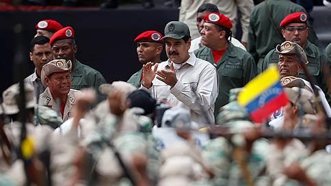 Николас Мадуро отказался считать Венесуэлу американским государством  / Страна попыталась выйти из крупнейшей международной организации Западного полушария
