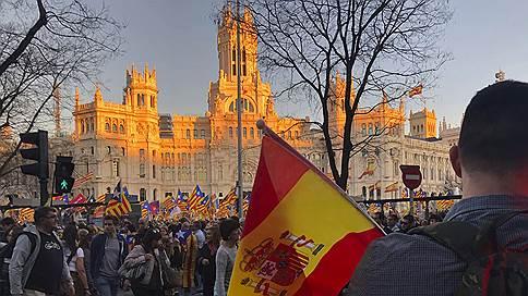 Каталонские сепаратисты сыграют главную роль в формировании испанского правительства  / Для поддержки правящей коалиции они требуют возобновить дискуссию о независимости своего региона