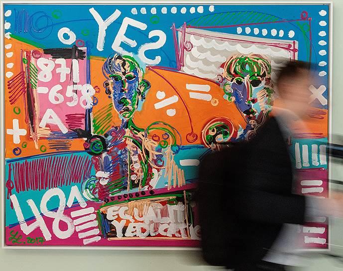 6 апреля, Санкт-Петербург. Открытие выставки «Диалог поколений» во Всероссийском музее имени А.С. Пушкина в рамках Недели Германии