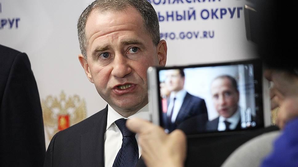 Посол России в Белоруссии Михаил Бабич