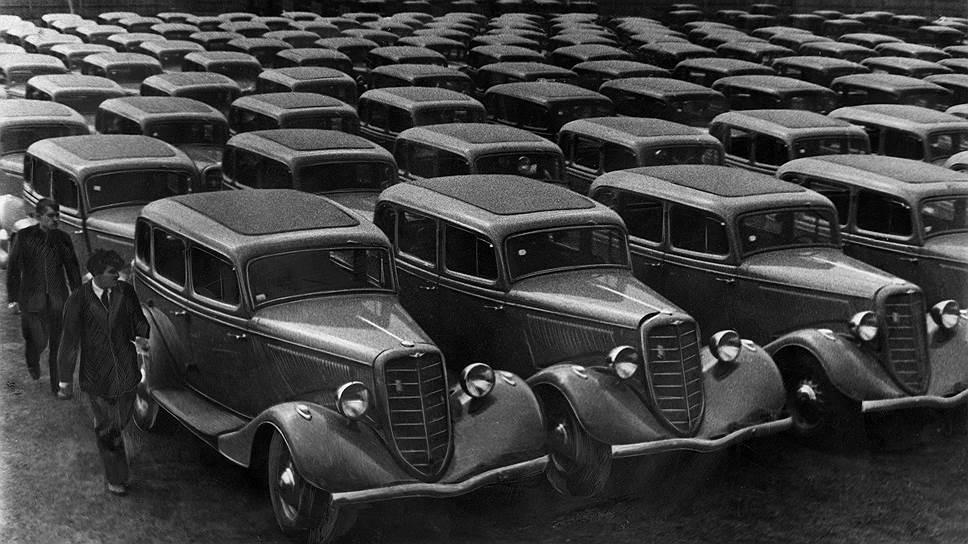 В 1940 году для значительного количества машин ввели еще более жесткие лимиты на потребление топлива
