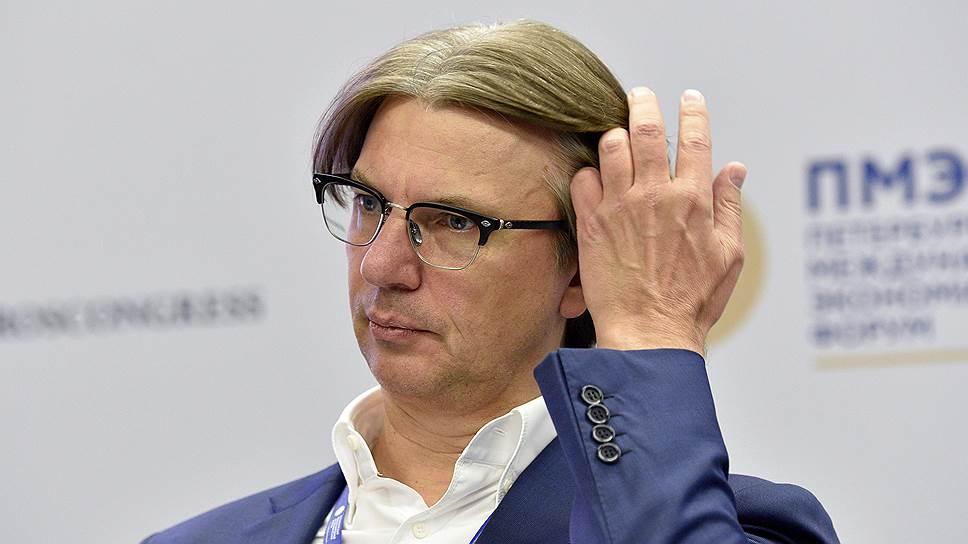 Гендиректор автоконцерна «Соллерс» Вадим Швецов