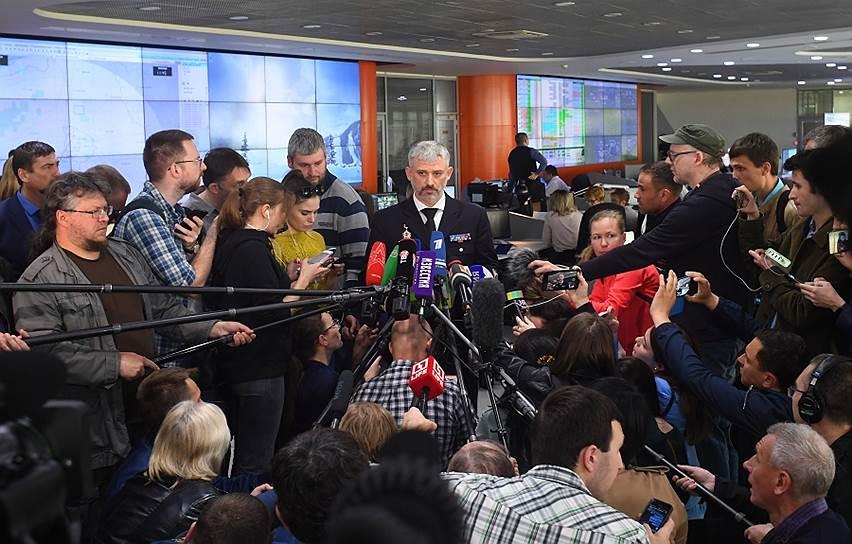 Глава Минтранс Евгений Дитрих (на фото) заявил, что не видит оснований для приостановки полетов SSJ 100 после катастрофы