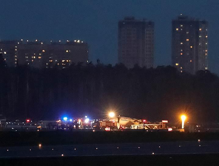 Для группы «Аэрофлот» это первая катастрофа с человеческими жертвами с 2008 года, когда разбился Boeing 737 в Перми