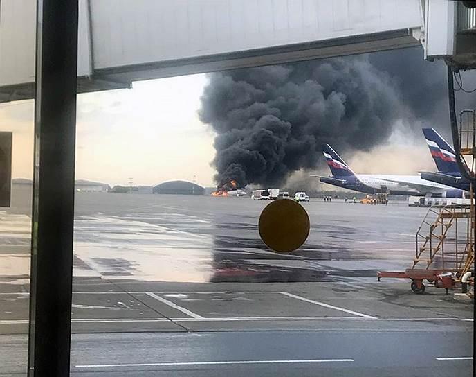 На борту находились 73 пассажира и пять человек экипажа