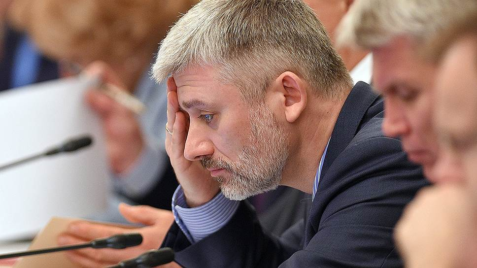 Глава Минтранса Евгений Дитрих