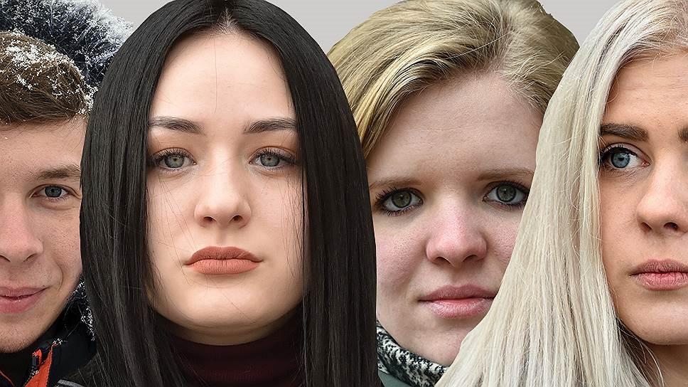 Бегство, отрочество, юность  / Четыре истории молодых людей из Донбасса, вынужденных искать себя и свою страну