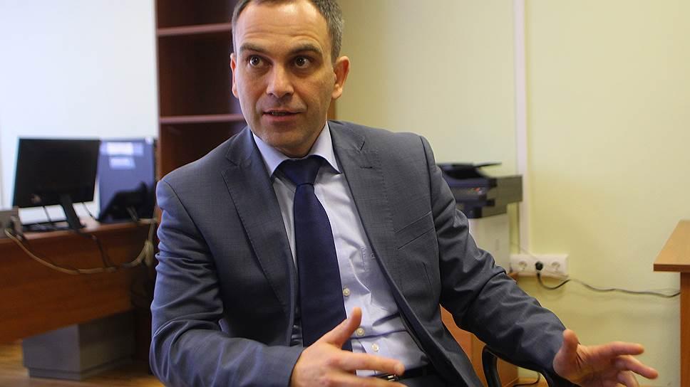 Представитель Главного управления по делам миграции МВД России Кирилл Адзинов