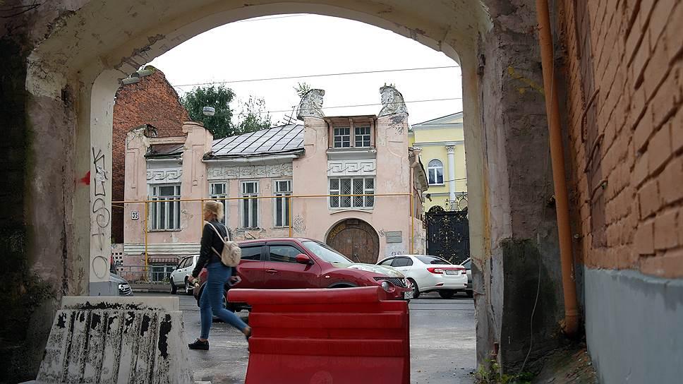 Как Нижний Новгород лишился одного из городских символов